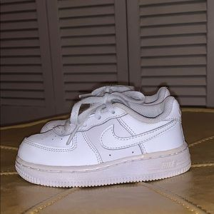 Kids Air Force 1's shoes...